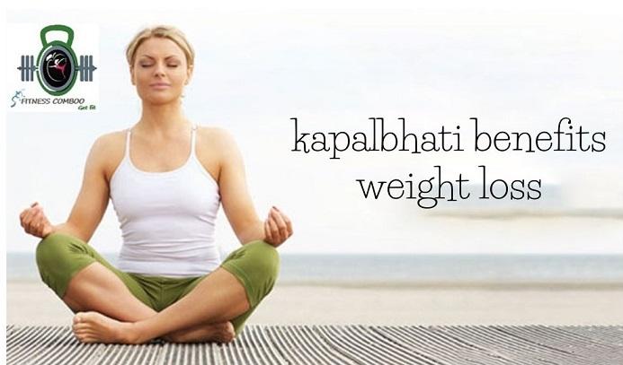 kapalbhati benefits weight loss