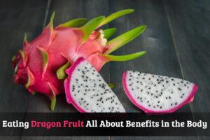 Red Dragon Fruit Benefits