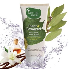 Organic Face Washes for Women